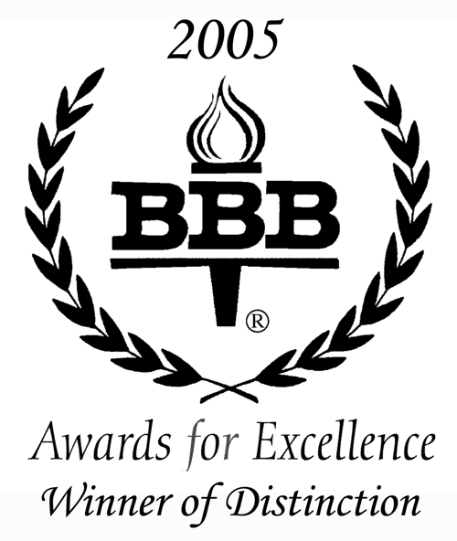 Award of Excell Logo